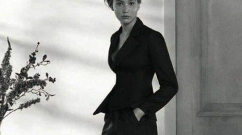Jennifer Lawrence muestra su lado masculino en una nueva campaña de Dior