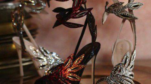 'Italian Extravaganza', la exquisita línea de calzado arquitectónico de Sergio Rossi