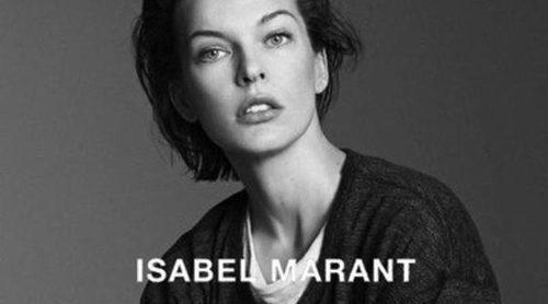 H&M lanza la campaña de promoción de su colección conjunta con Isabel Marant