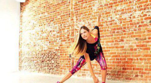 Reebok presenta su primera colección diseñada expresamente para las amantes del aerobic