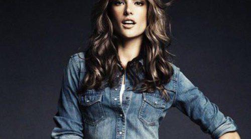 H&M apuesta por Alessandra Ambrosio como imagen de su nueva línea denim