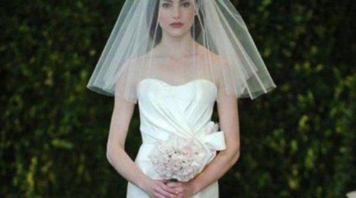 Carolina Herrera presenta su colección de novias para el próximo 2014