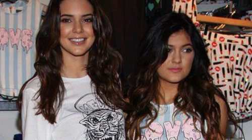 Kendall y Kylie Jenner diseñan una colección en colaboracion con PacSun