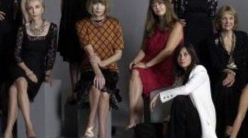 Vogue une a todas sus directoras en una imagen que hará historia