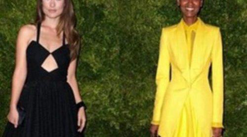 Olivia Wilde y Liya Kebede, las más guapas de la fiesta Vogue