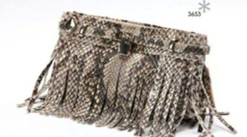 El pitón es la estrella de los nuevos bolsos de Sendra Style para este otoño/invierno 2011/2012