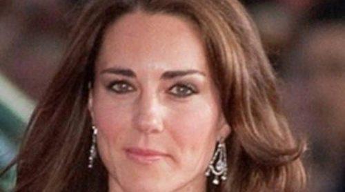Kate Middleton y Angelina Jolie apuestan por el mismo diseño de Jenny Packham