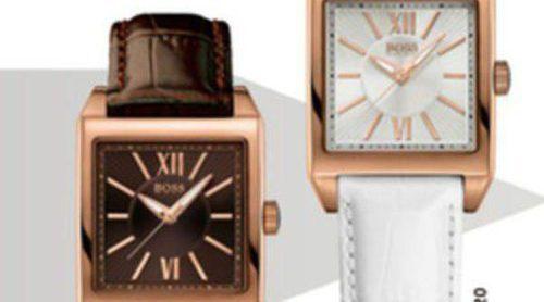 Feminidad en estado puro en los nuevos relojes de mujer diseñados por Hugo Boss