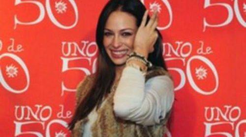 Eva González, imagen de la joyería Uno de 50