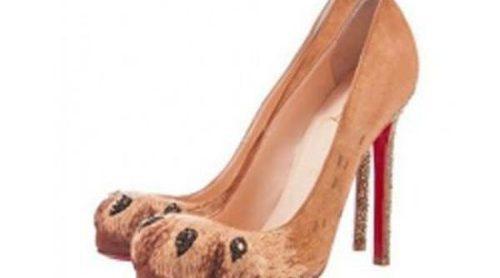 Alex Lion Paw, los originales zapatos pezuña de Christian Louboutin