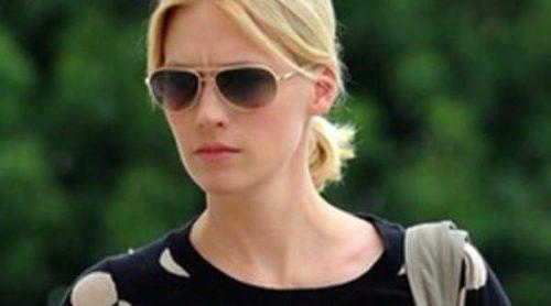 Emma Roberts y January Jones se apuntan a la moda de los 'topos'