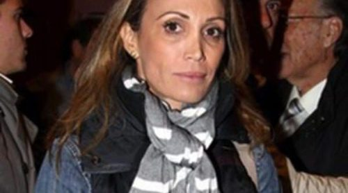 La torera Cristina Sánchez presenta su firma de moda en Madrid