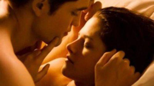 Kristen Stewart no estaba cómoda con la lencería de encaje que llevó en 'Amanecer'