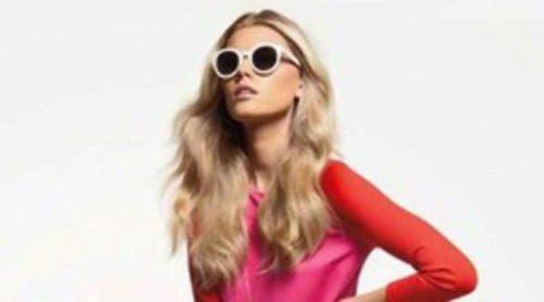 Maryna Linchuck protagoniza la campaña primavera/verano 2012 de Juicy Couture