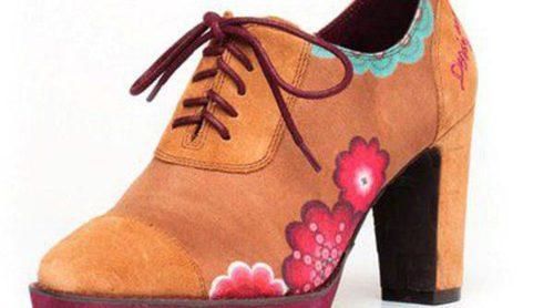 Desigual presenta la colección de calzado más