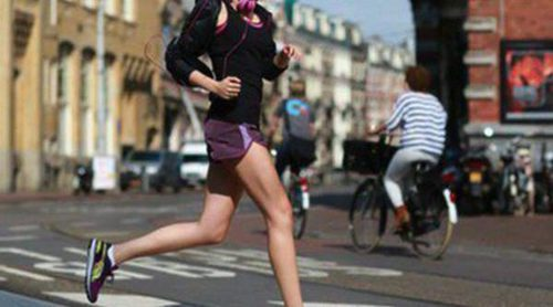 Mango Sports presenta 'Amsterdam Runner' junto a la bloguera Andy Torres