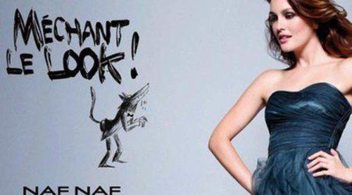 Leighton Meester protagoniza la nueva campaña otoño/invierno 2013 de Naf Naf