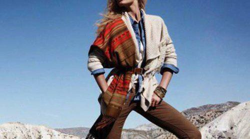 Doutzen Kroes protagoniza una nueva campaña otoño/invierno 2013/2014 de H&M
