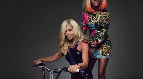 Versace y M.I.A. presentan la colección cápsula 'Versus Versace'