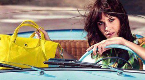 Longchamp apuesta por la it-girl Alexa Chung como imagen de su nueva campaña