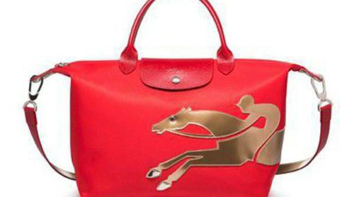 Longchamp se prepara para recibir 2014 celebrando el año del caballo