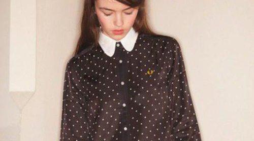 Fred Perry apuesta por los vestidos camiseta en su colección invierno 2013/2014