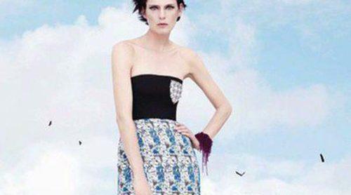 Stella Tennant y Edie Campbell protagonizan la campaña primavera/verano 2014 de Dior