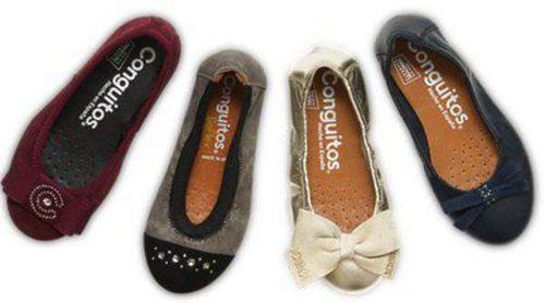 Conguitos propone una amplia variedad de calzado infantil en su colección invierno 2014