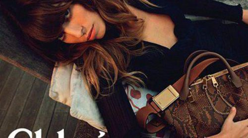 Chloé presenta su campaña primavera/verano 2014 con Lou Doillon como imagen