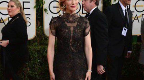 Emma Roberts, Cate Blanchett y Naomi Watts, entre las mejor vestidas de los Globos de Oro 2014
