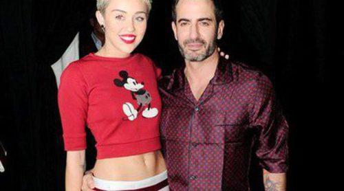 Miley Cyrus se convierte en la imagen de la nueva campaña de Marc Jacobs