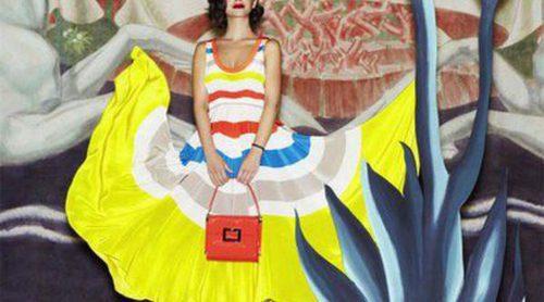 Miroslava Duma: 'it-girl' y nueva imagen de la primavera/verano 2014 de Roger Vivier
