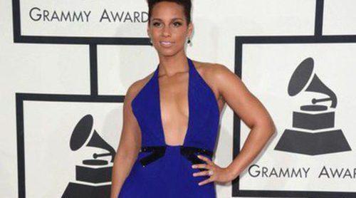 Alicia Keys, Rita Ora y Taylor Swift, entre las mejor vestidas de la alfombra roja de los Premios Grammy 2014
