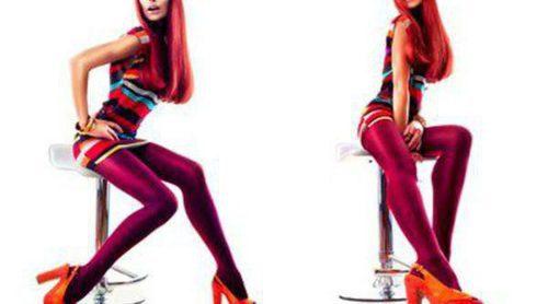 Trucos de moda para lucir piernas largas