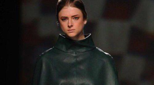 Las capas de AA de Amaya Arzuaga abren la Madrid Fashion Week otoño/invierno 2014/2015