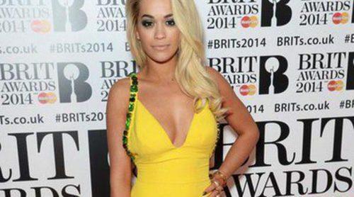 Rita Ora, Iggy Azalea y Pixie Lott, entre las mejor vestidas de los Brit Awards 2014