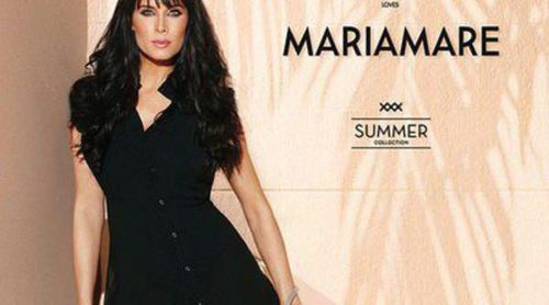 MariaMare vuelve a fichar a Pilar Rubio para la campaña primavera/verano 2014