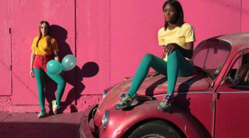 Ve la luz la 'Girls of Blaze Disc Collection' de Solange Knowles para Puma