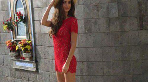 Ariadne Artiles repite como imagen de Alpe Shoes y presenta la colección primavera/verano 2014