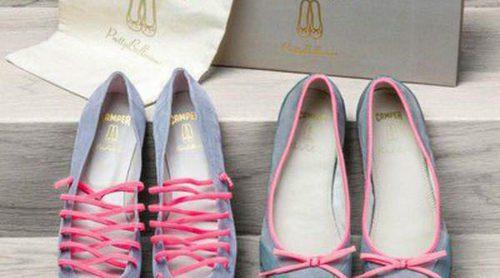 Camper y Pretty Ballerinas presentan una colección conjunta para esta primavera 2014