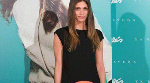 Elisa Sednaoui protagoniza la nueva campaña de primavera de El Corte Inglés