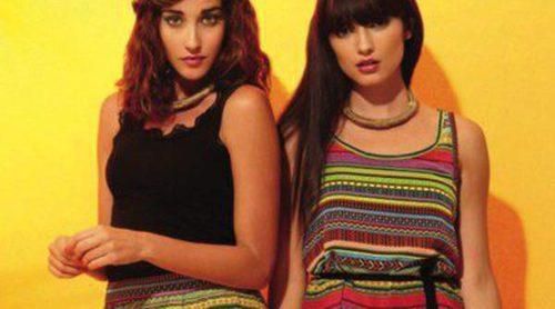 Smash! tiñe de colores tropicales su línea para la temporada primavera/verano 2014