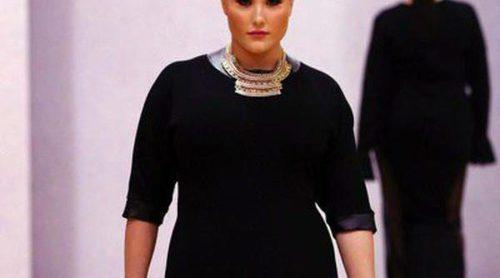 La hija de David Hasselhoff, Hayley, lanzará una línea de ropa de tallas grandes