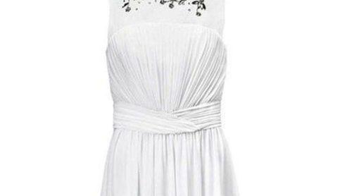 H&M incluye un vestido de novia low-cost dentro de su colección 'Conscious'