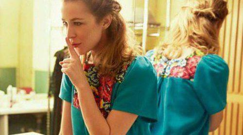 Silvia Abascal se convierte en la nueva imagen de Hoss Intropia esta primavera/verano 2014