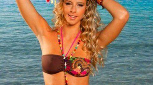Lenita llena de color y estampados su nueva colección de baño Summer 2014