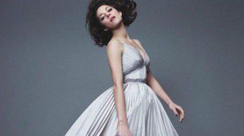 Marion Cotillard vuelve a ser la embajadora de Lady Dior esta primavera/verano 2014
