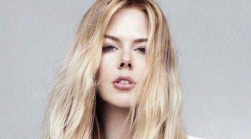 Nicole Kidman se pone rebelde para presentar la colección Pre-fall 2014 de Jimmy Choo
