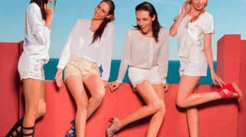 Divertida y llena de estilo: Marypaz presenta su colección primavera/verano 2014