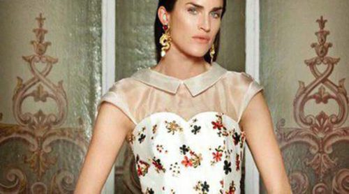Dolores Promesas viaja al siglo pasado para vestir a la mujer en su nueva colección 'Heaven'